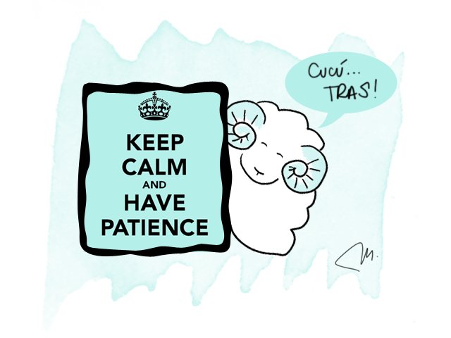 Ilust-patience